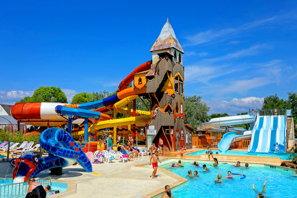 An Trest, Camping Bretagne - Ville