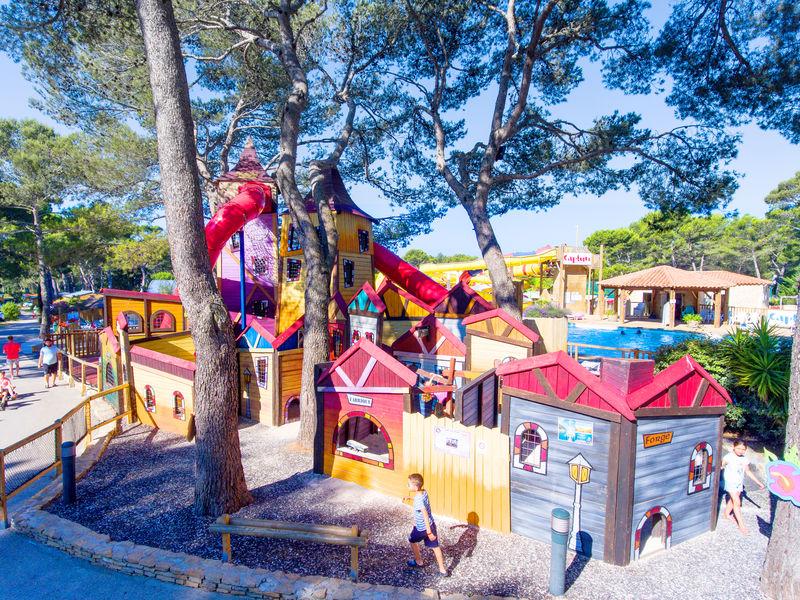 Avis du camping Arbois du Castellet 2
