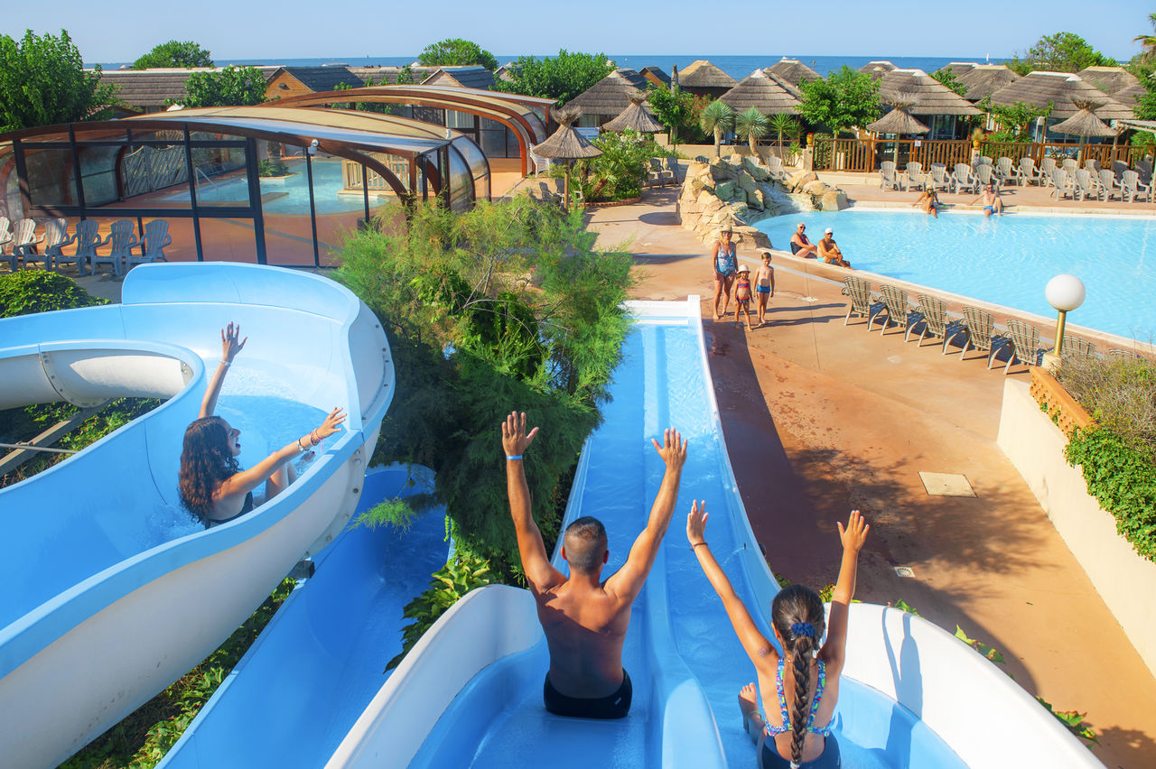 Le Boucanet, Camping Languedoc Roussillon - 30240 - Capfun