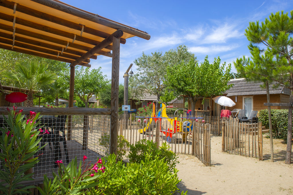 Le Boucanet, Camping Languedoc Roussillon - R�gion