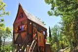 Avis du camping Carpe Diem : Maison insolite à Vaison la Romaine