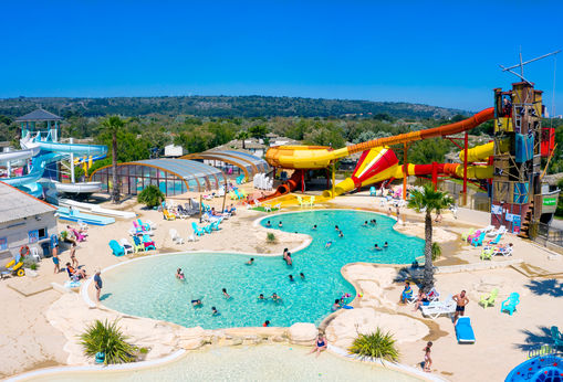 Camping Holidays On Campsite Côte Vermeille In The South Of France - Hotel du port port la nouvelle