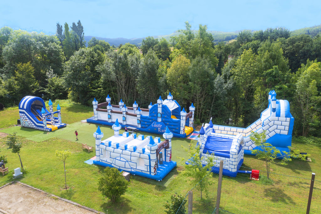 Camping domaine duravel duravel midi pyr n es for Camping de france avec piscine