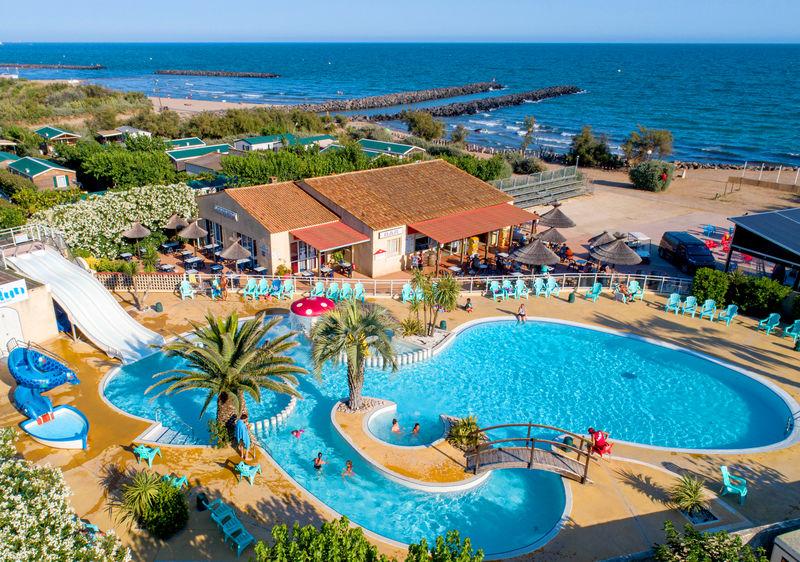 Avis du camping Flots bleus / France Floride 3