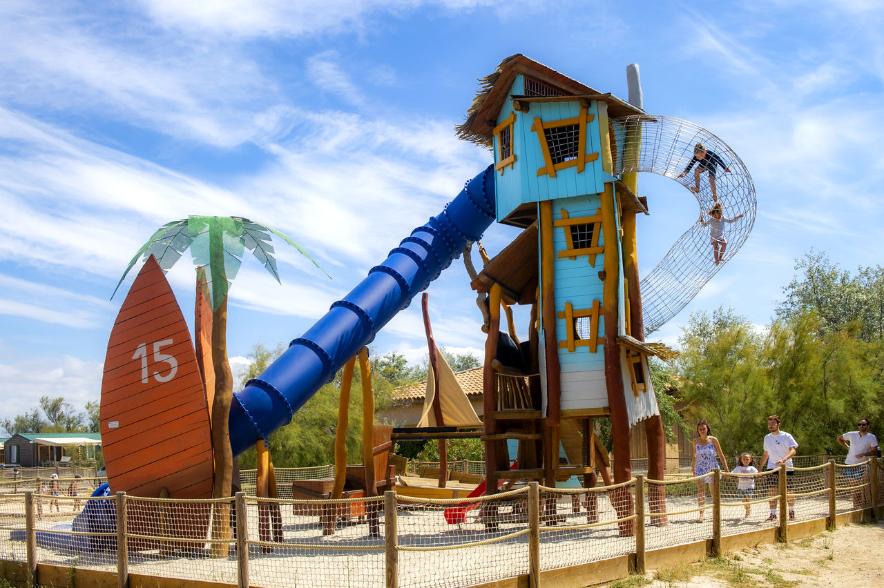 Grande Cosse, Camping Languedoc Roussillon - Jeu Carabouille - Capfun