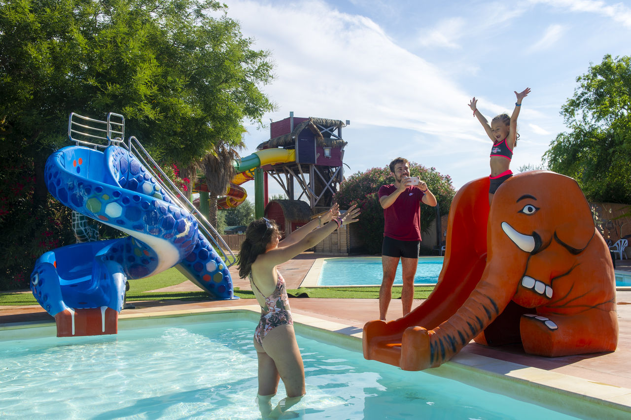 Grande Cosse, Camping Languedoc Roussillon - Languedoc Roussillon - Capfun