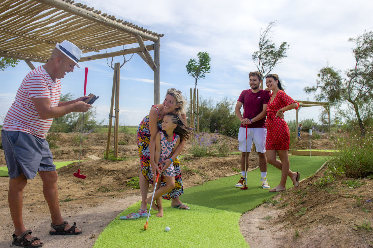 Grande Cosse, Camping Languedoc Roussillon - 12