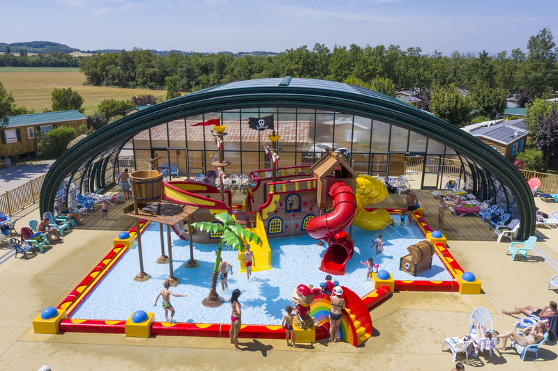 Le Grand Lierne, Camping  - 4