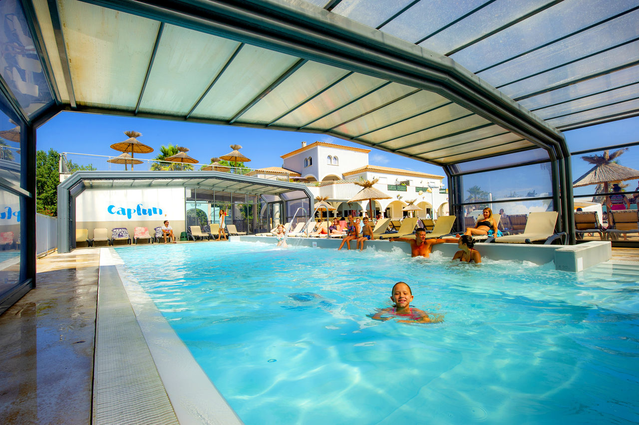 L'Hermitage, Camping Languedoc Roussillon - Jeux - Capfun