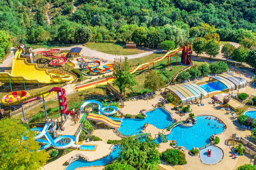 Camping Imbours, Rhone Alpes