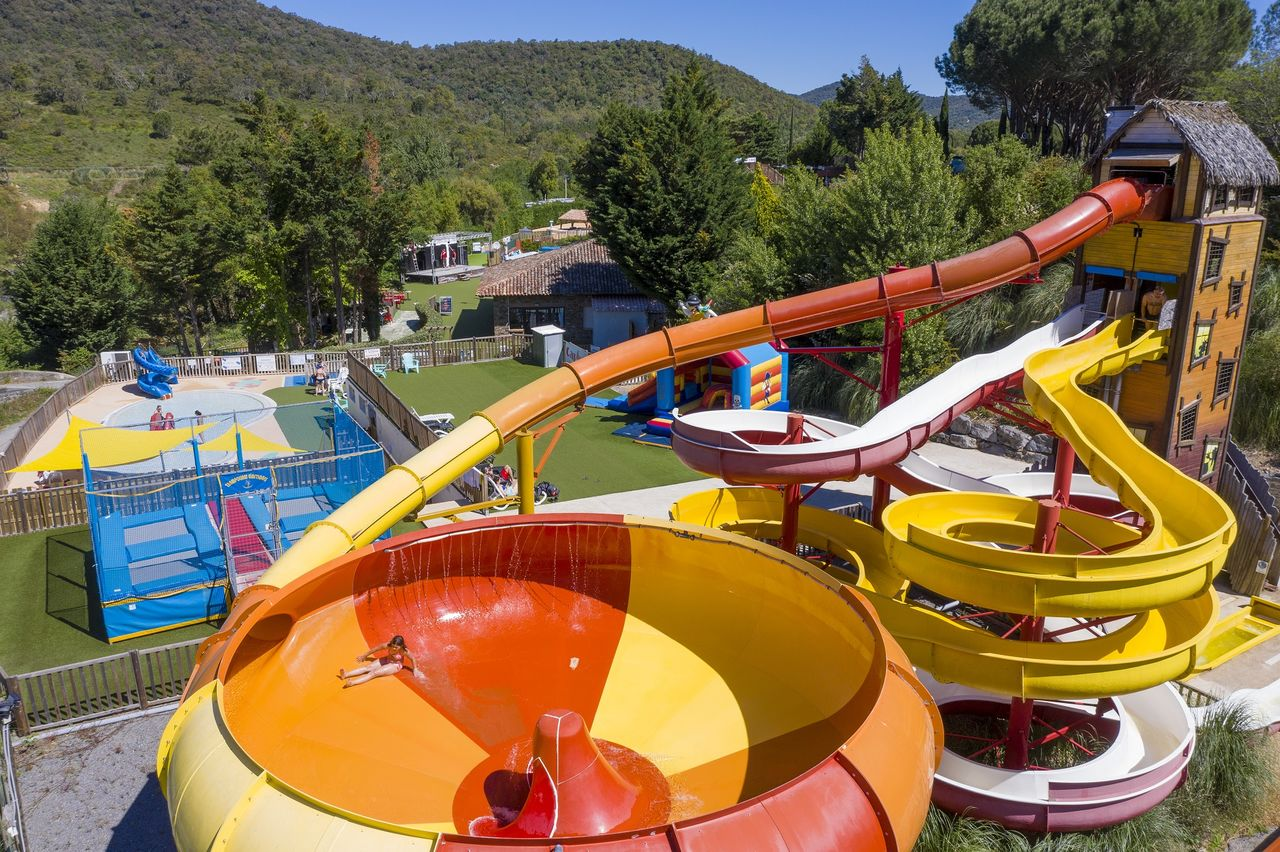 Pachacaïd, Camping Provence-Alpes-Côte d'Azur - Piscines - Capfun