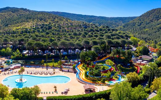 Camping Pachaca�d, Provence-Alpes-C�te d'Azur