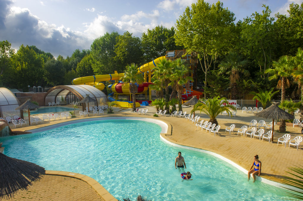 Paris Roussillon, Camping Languedoc Roussillon - Pyr�n�es Orientales - Capfun