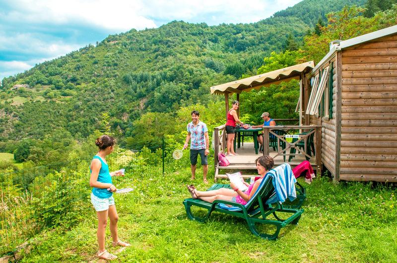 Avis du camping Plantas 10