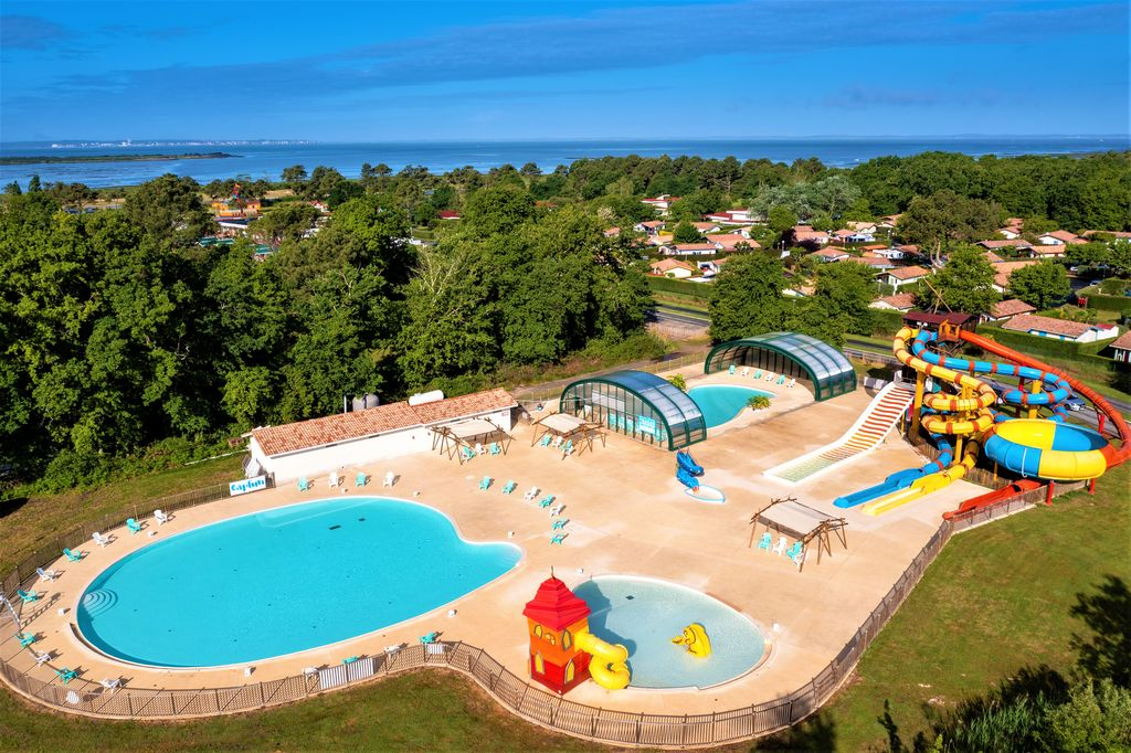 Camping roumingue r server en ligne sur for Camping avec piscine normandie
