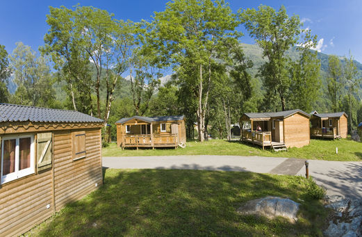 Camping Saint Colomban, Rhone Alpes
