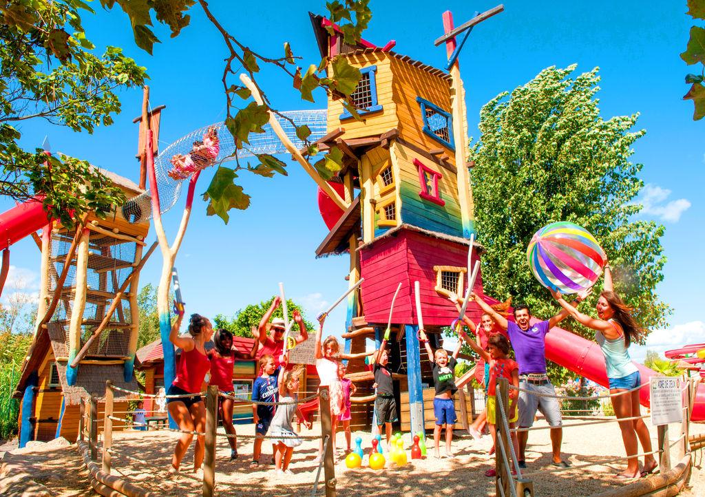 Camping T Orix En Bord De Mer Marseillan Languedoc