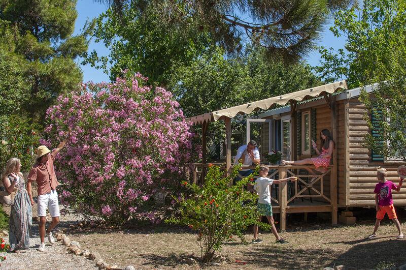 Camping Vignes DOr En Bord De Mer  Valras Plage Languedoc Roussillon