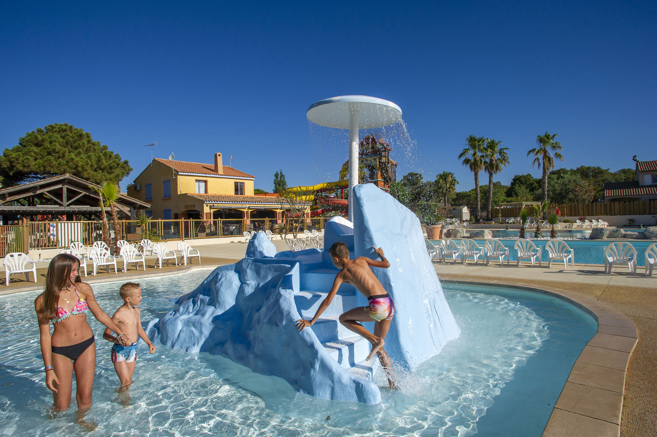 Les Vignes d'Or, Camping Languedoc Roussillon - 34 410 - Capfun