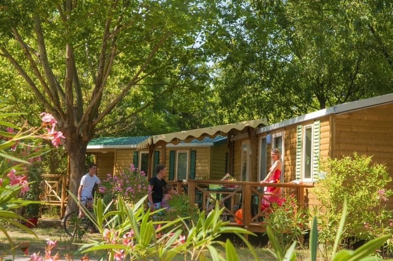 Camping Cap Agathois - La Nina - Réserver en ligne sur ...