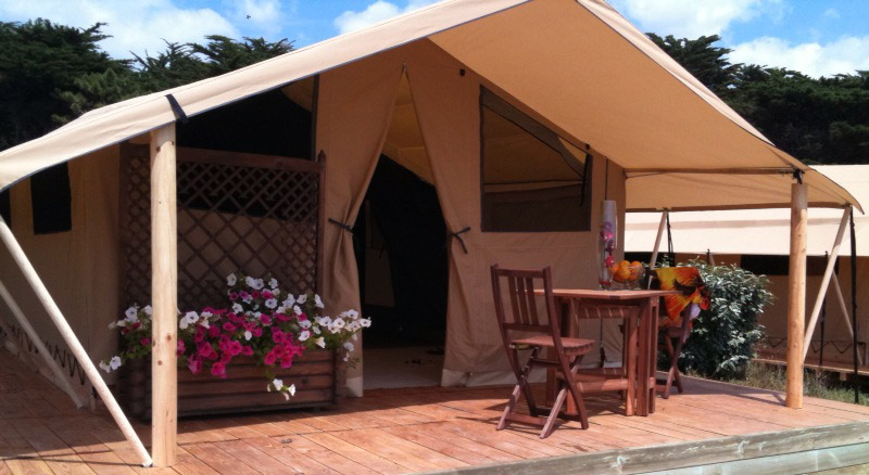 Camping Imbours à LARNAS, Rhône Alpes